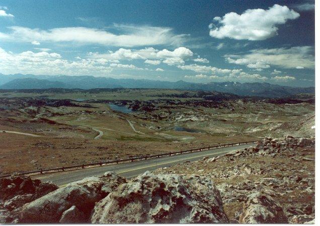 Beartooth Pass, MT7