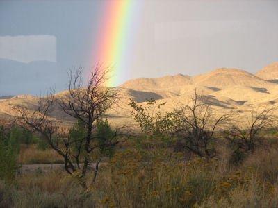 Rainbow Pahranagat NWR